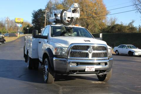 2014 RAM Ram Chassis 5500 for sale at Baldwin Automotive LLC in Greenville SC