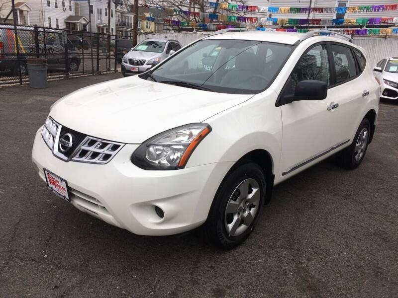 2014 Nissan Rogue Select for sale at B & M Auto Sales INC in Elizabeth NJ