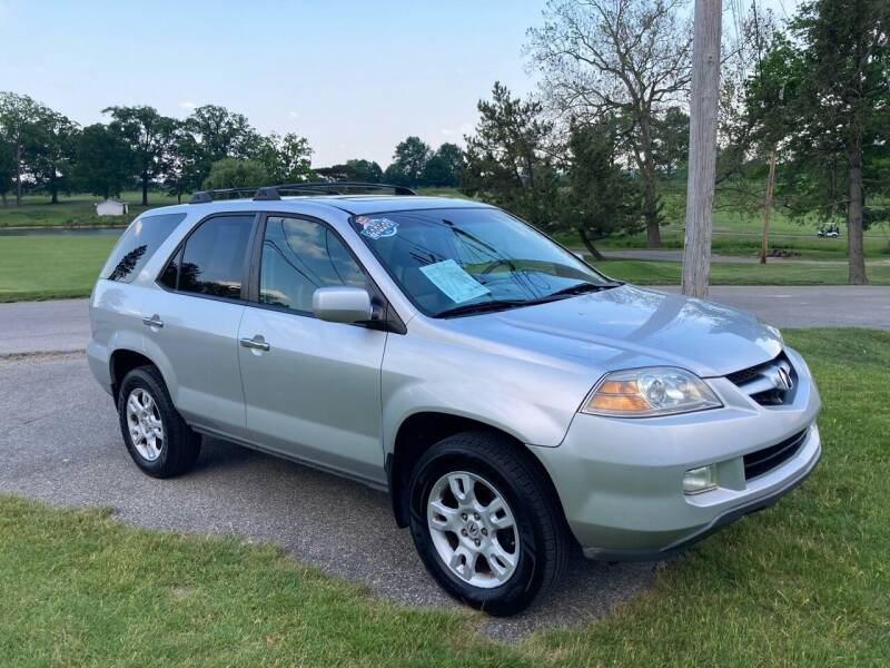 2004 Acura MDX for sale at Good Value Cars Inc in Norristown PA