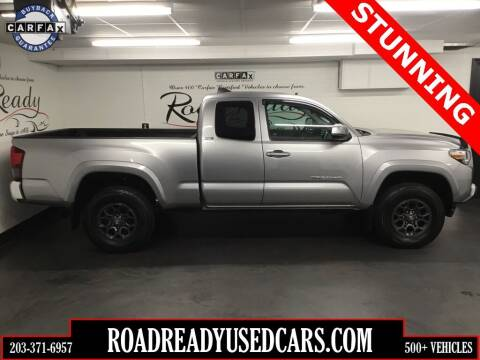 2018 Toyota Tacoma for sale at Road Ready Used Cars in Ansonia CT