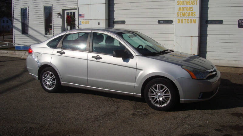 2009 Ford Focus for sale at Southeast Motors INC in Middleboro MA