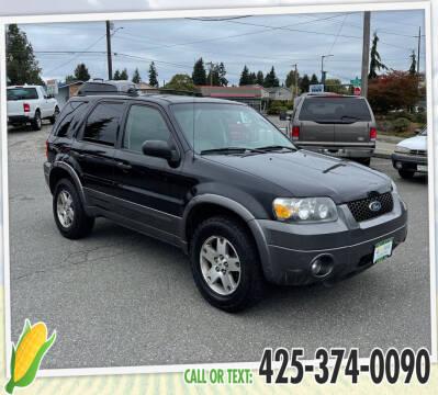 2005 Ford Escape for sale at Corn Motors in Everett WA