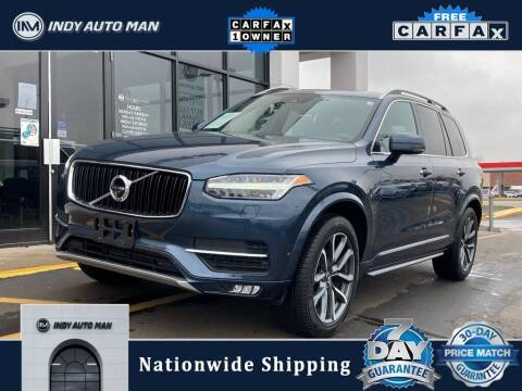 2018 Volvo XC90 for sale at INDY AUTO MAN in Indianapolis IN