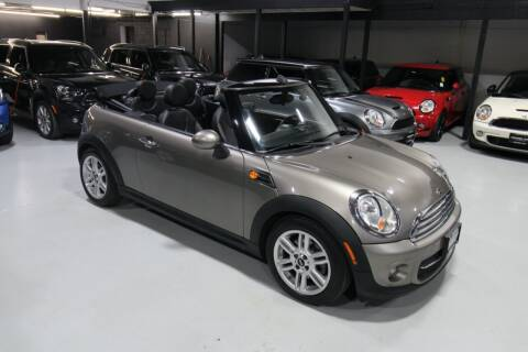 2012 MINI Cooper Convertible for sale at Northwest Euro in Seattle WA