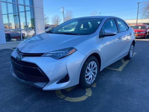 2018 Toyota Corolla for sale at RABIDEAU'S AUTO MART in Green Bay WI