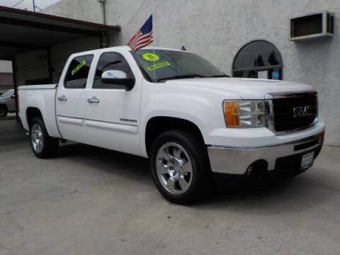 2011 GMC Sierra 1500 for sale at Bell's Auto Sales in Corona CA