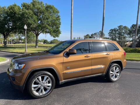 2011 Jeep Grand Cherokee for sale at Jeep and Truck USA in Tampa FL