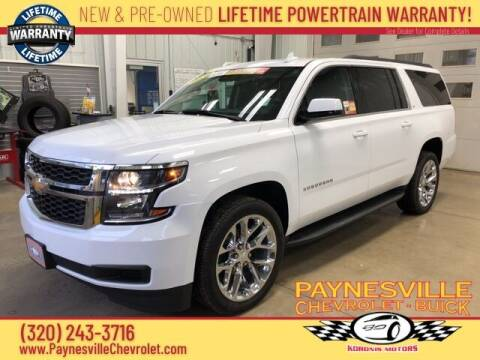 2020 Chevrolet Suburban for sale at Paynesville Chevrolet - Buick in Paynesville MN