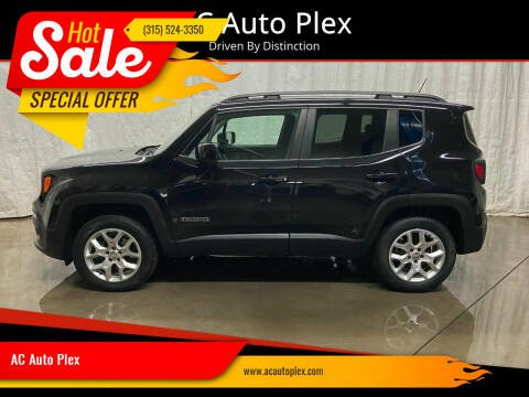 2015 Jeep Renegade for sale at AC Auto Plex in Ontario NY