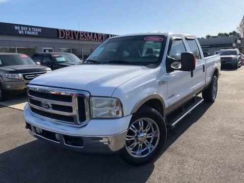 2006 Ford F-250 Super Duty for sale at DriveSmart Auto Sales in West Chester OH