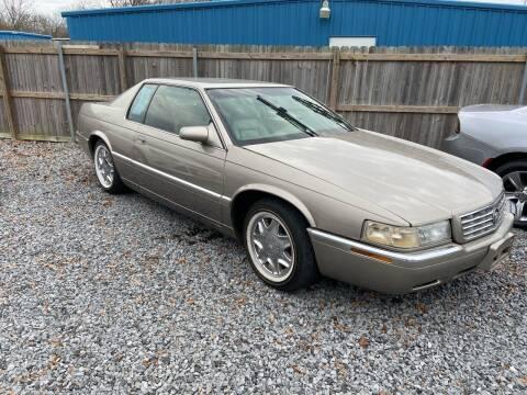 2001 Cadillac Eldorado for sale at American Auto in Rayville LA