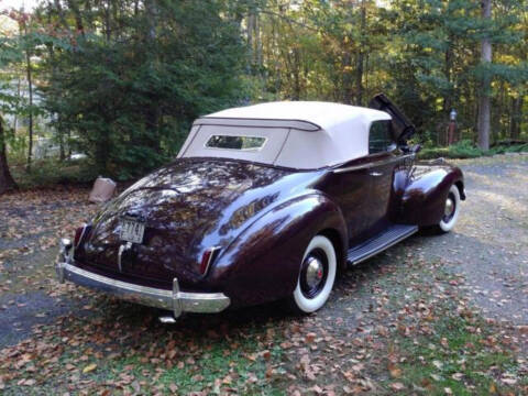 1941 Packard Clipper for sale at Hines Auto Sales in Marlette MI