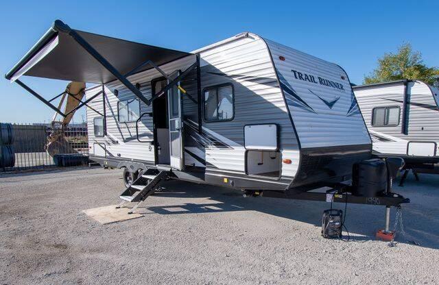 2021 Heartland Trail Runner 251Bh [Bunkhouse] for sale at GQC AUTO SALES in San Bernardino CA