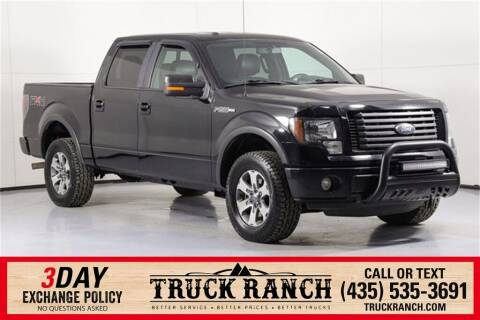 2011 Ford F-150 for sale at Truck Ranch in Logan UT