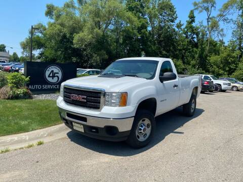 2011 GMC Sierra 2500HD for sale at Station 45 Auto Sales Inc in Allendale MI