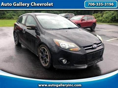 2013 Ford Focus for sale at Auto Gallery Chevrolet in Commerce GA