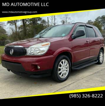 2006 Buick Rendezvous for sale at MD AUTOMOTIVE LLC in Slidell LA