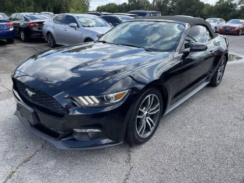 2015 Ford Mustang for sale at Pary's Auto Sales in Garland TX