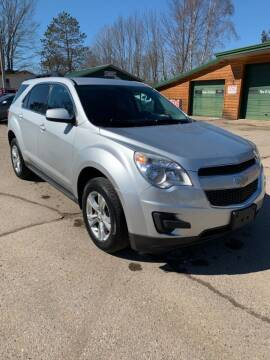 2010 Chevrolet Equinox for sale at ELITE AUTOMOTIVE in Crandon WI