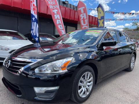 2015 Nissan Altima for sale at Duke City Auto LLC in Gallup NM
