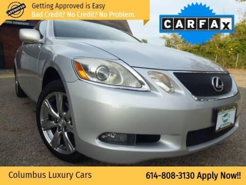2006 Lexus GS 300 for sale at Columbus Luxury Cars in Columbus OH