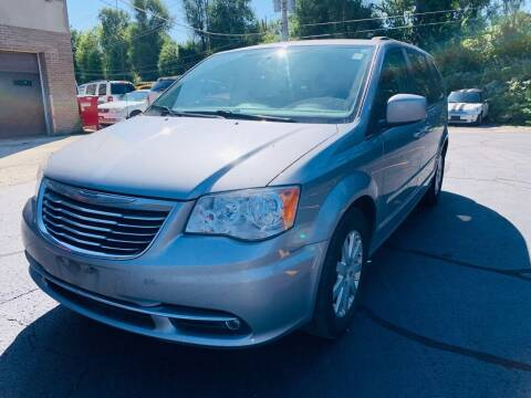 2013 Chrysler Town and Country for sale at Quality Auto Sales And Service Inc in Westchester IL