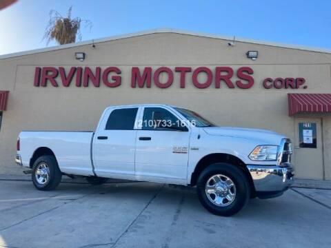 2014 RAM Ram Pickup 2500 for sale at Irving Motors Corp in San Antonio TX