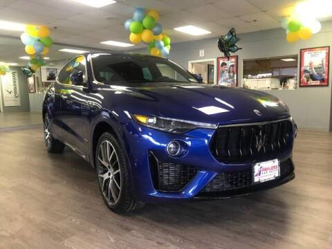 2019 Maserati Levante for sale at PAYLESS CAR SALES of South Amboy in South Amboy NJ