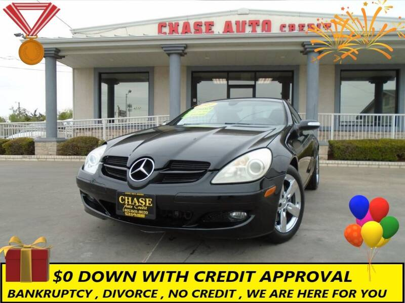 2007 Mercedes-Benz SLK for sale at Chase Auto Credit in Oklahoma City OK
