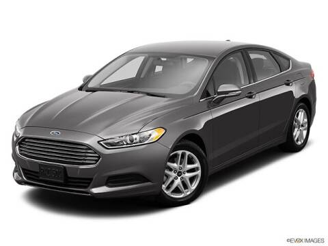 2014 Ford Fusion for sale at Ken Wilson Ford in Canton NC