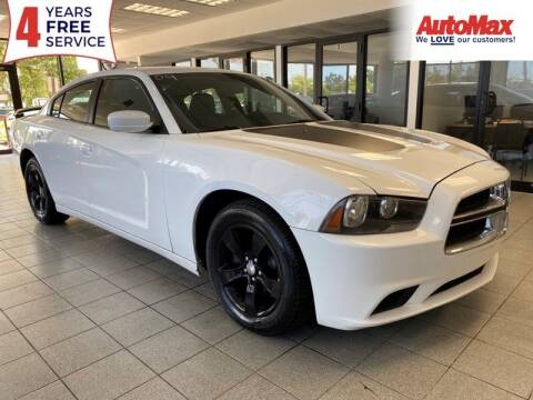 2011 Dodge Charger for sale at Auto Max in Hollywood FL