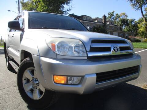 2005 Toyota 4Runner for sale at A+ Motors LLC in Leesburg VA