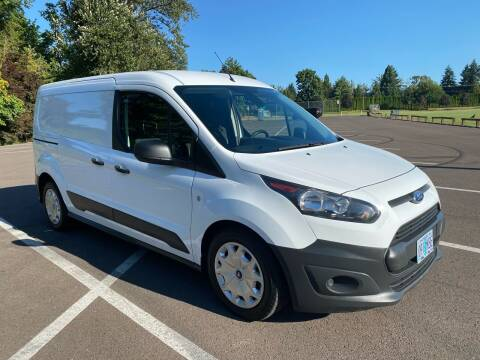 2015 Ford Transit Connect Cargo for sale at AC Enterprises in Oregon City OR