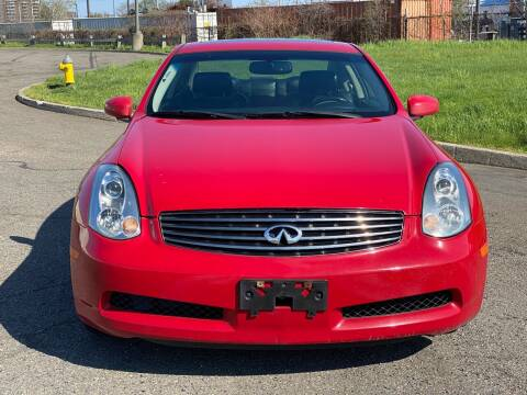 2007 Infiniti G35 for sale at Pristine Auto Group in Bloomfield NJ