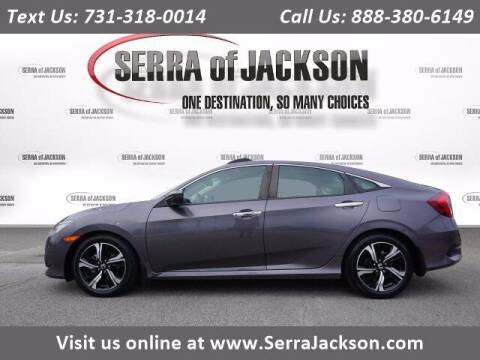 2016 Honda Civic for sale at Serra Of Jackson in Jackson TN
