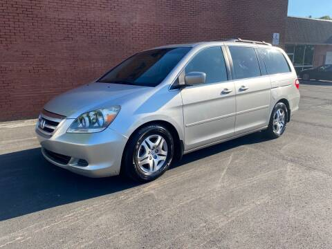 2007 Honda Odyssey for sale at GTO United Auto Sales LLC in Lawrenceville GA