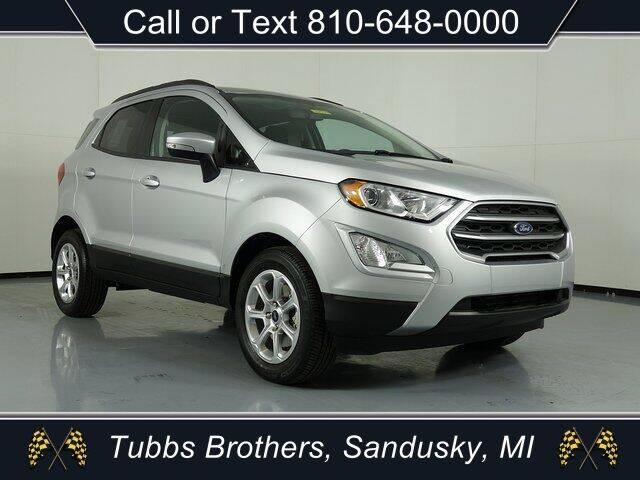 2021 Ford EcoSport for sale in Sandusky, MI