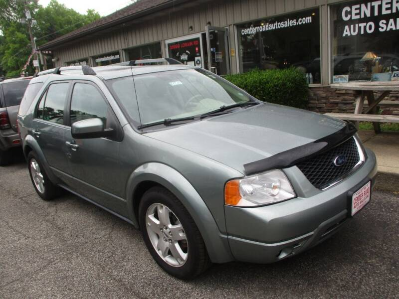 2005 Ford Freestyle for sale in North Ridgeville, OH