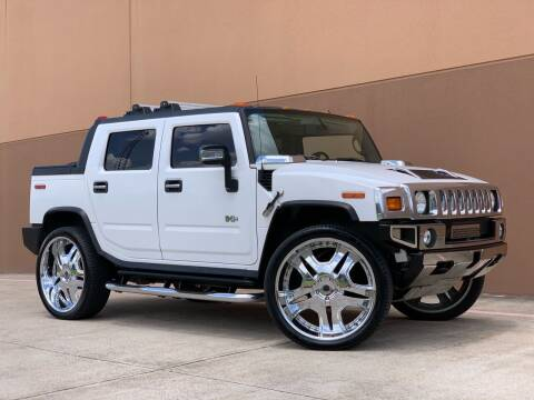 2007 HUMMER H2 SUT for sale at TX Auto Group in Houston TX
