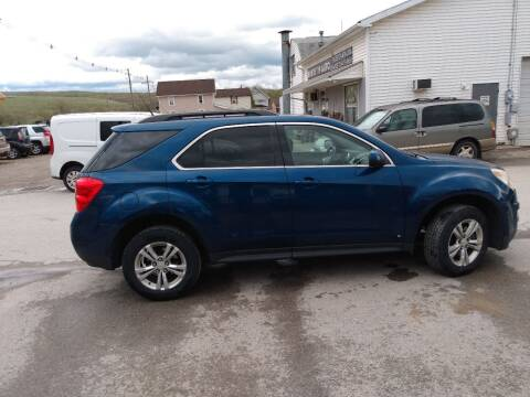 2010 Chevrolet Equinox for sale at ROUTE 119 AUTO SALES & SVC in Homer City PA