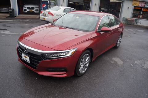 2019 Honda Accord for sale at Autos By Joseph Inc in Highland NY
