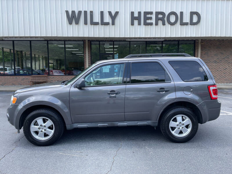 2012 Ford Escape for sale at Willy Herold Automotive in Columbus GA
