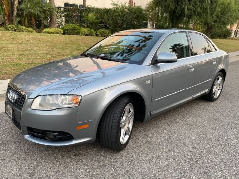 2008 Audi A4 for sale at Donada  Group Inc in Arleta CA