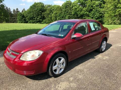 2008 Chevrolet Cobalt for sale at Hutchys Auto Sales & Service in Loyalhanna PA