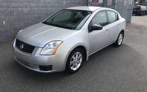 2007 Nissan Sentra for sale at Autos Under 5000 + JR Transporting in Island Park NY