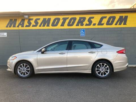 2017 Ford Fusion for sale at M.A.S.S. Motors - Fairview in Boise ID