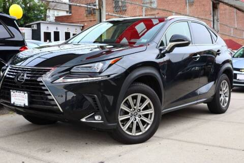 2018 Lexus NX 300 for sale at HILLSIDE AUTO MALL INC in Jamaica NY
