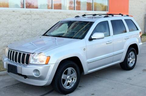 2007 Jeep Grand Cherokee for sale at Raleigh Auto Inc. in Raleigh NC