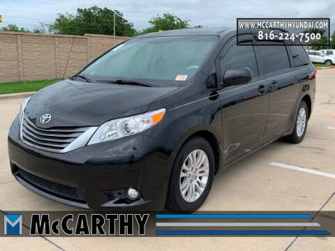 2014 Toyota Sienna for sale at Mr. KC Cars - McCarthy Hyundai in Blue Springs MO