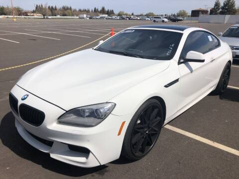 2012 BMW 6 Series for sale at ALIC MOTORS in Boise ID